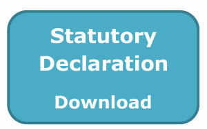 Statutory Declaration Download